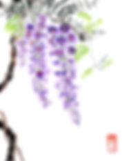 A haiga painting