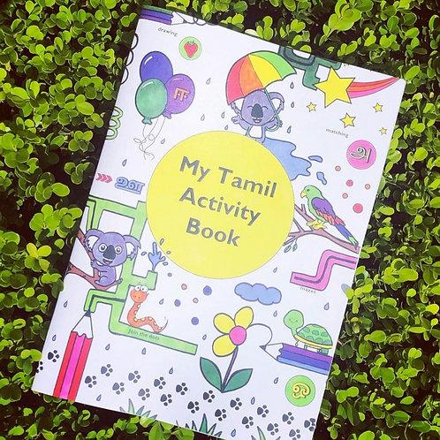 My Tamil Activity Book
