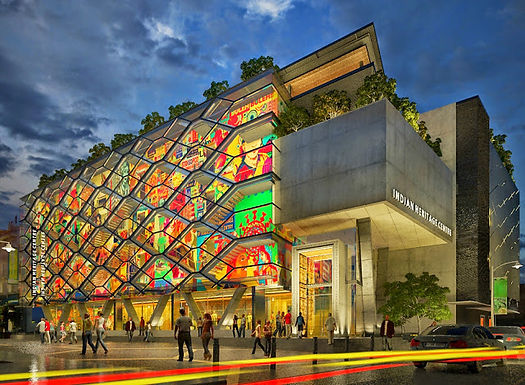 INDIAN HERITAGE CENTRE, SINGAPORE