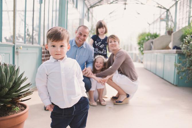Photos de famille à Paris