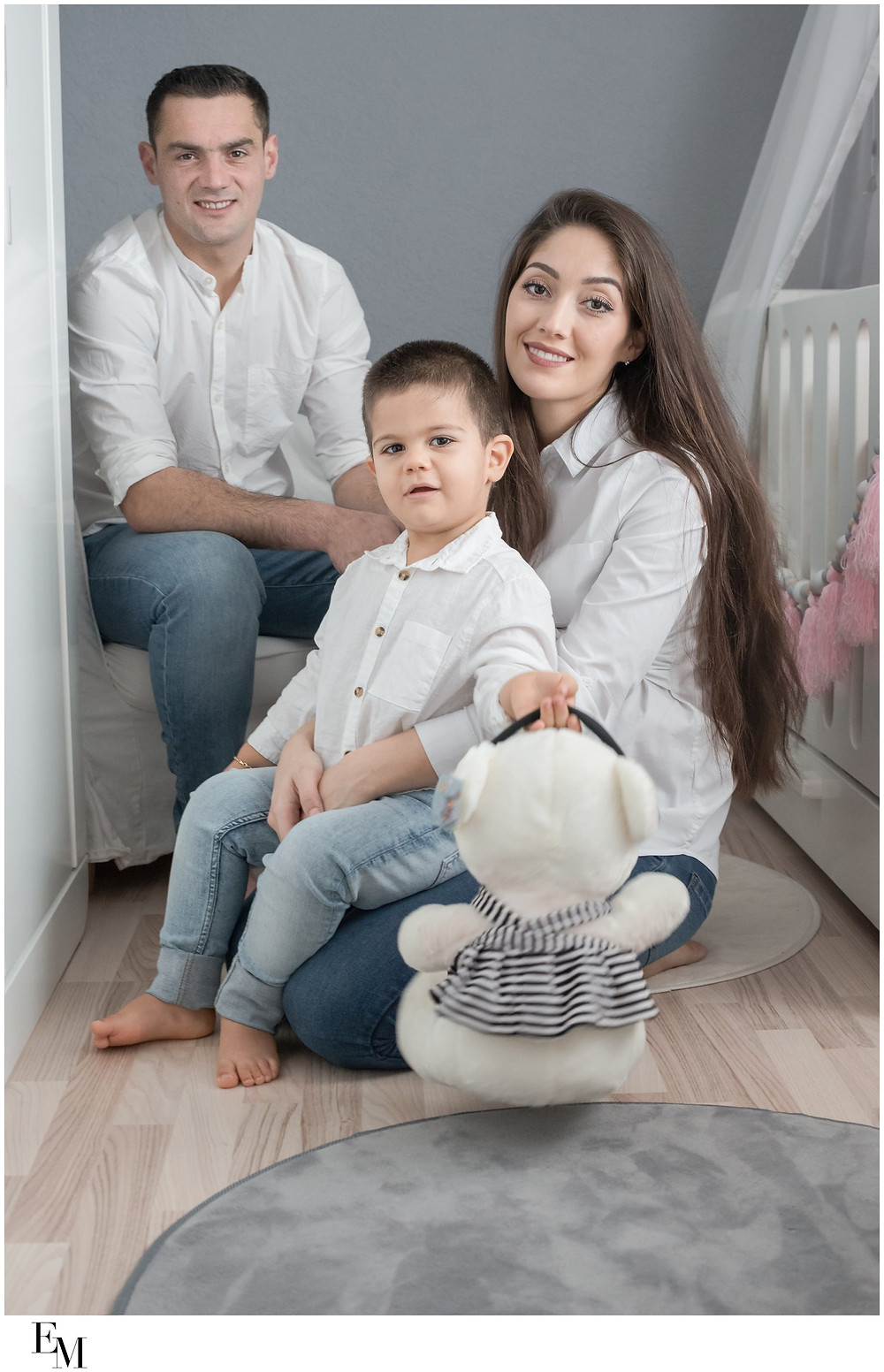 Bébé arrive bientôt, séance à domicile Valais
