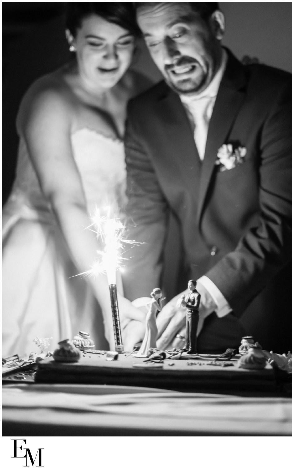 gâteau mariage uvrier