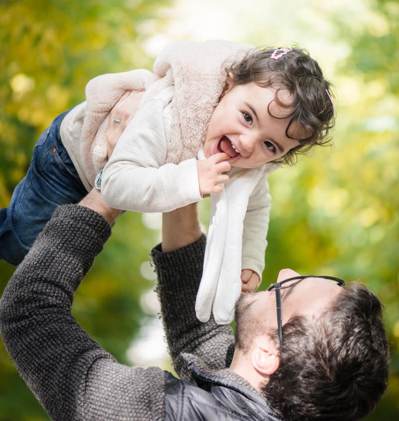 Photographe familiale