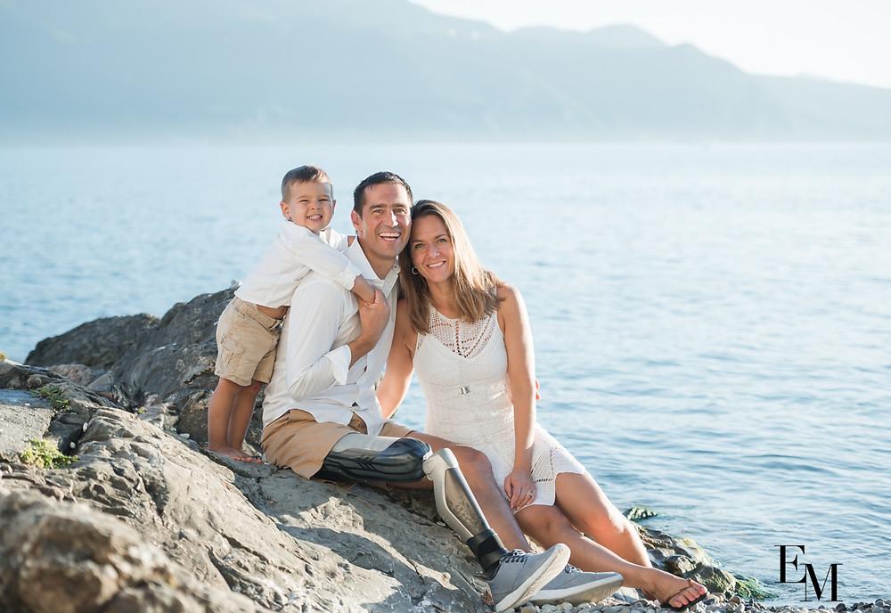 Famille Lac Léman Vevey