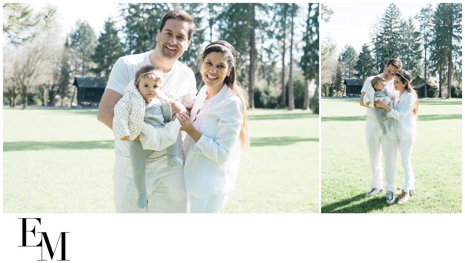 Photographe famille heureuse Martigny