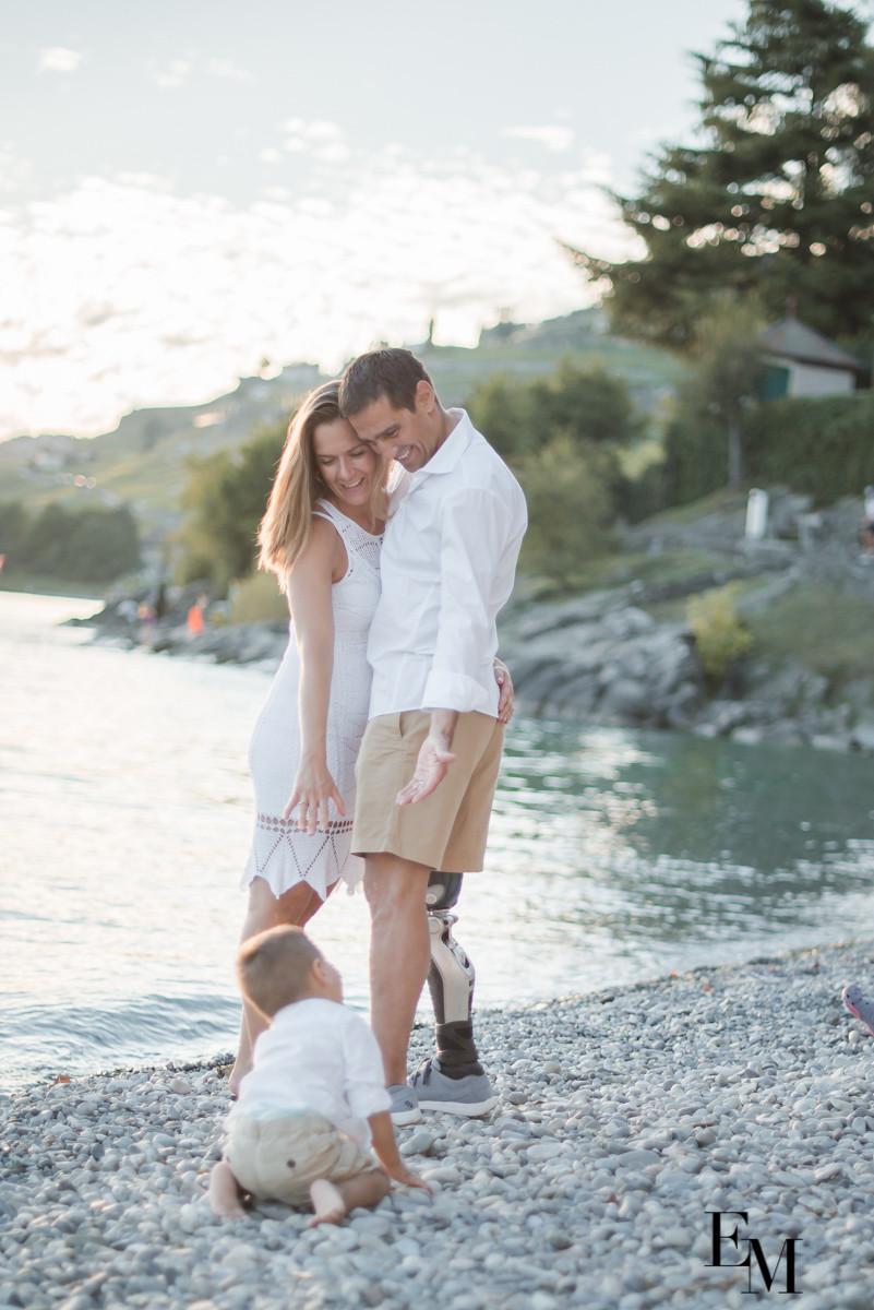 Photo extraordinaire famille Vaud