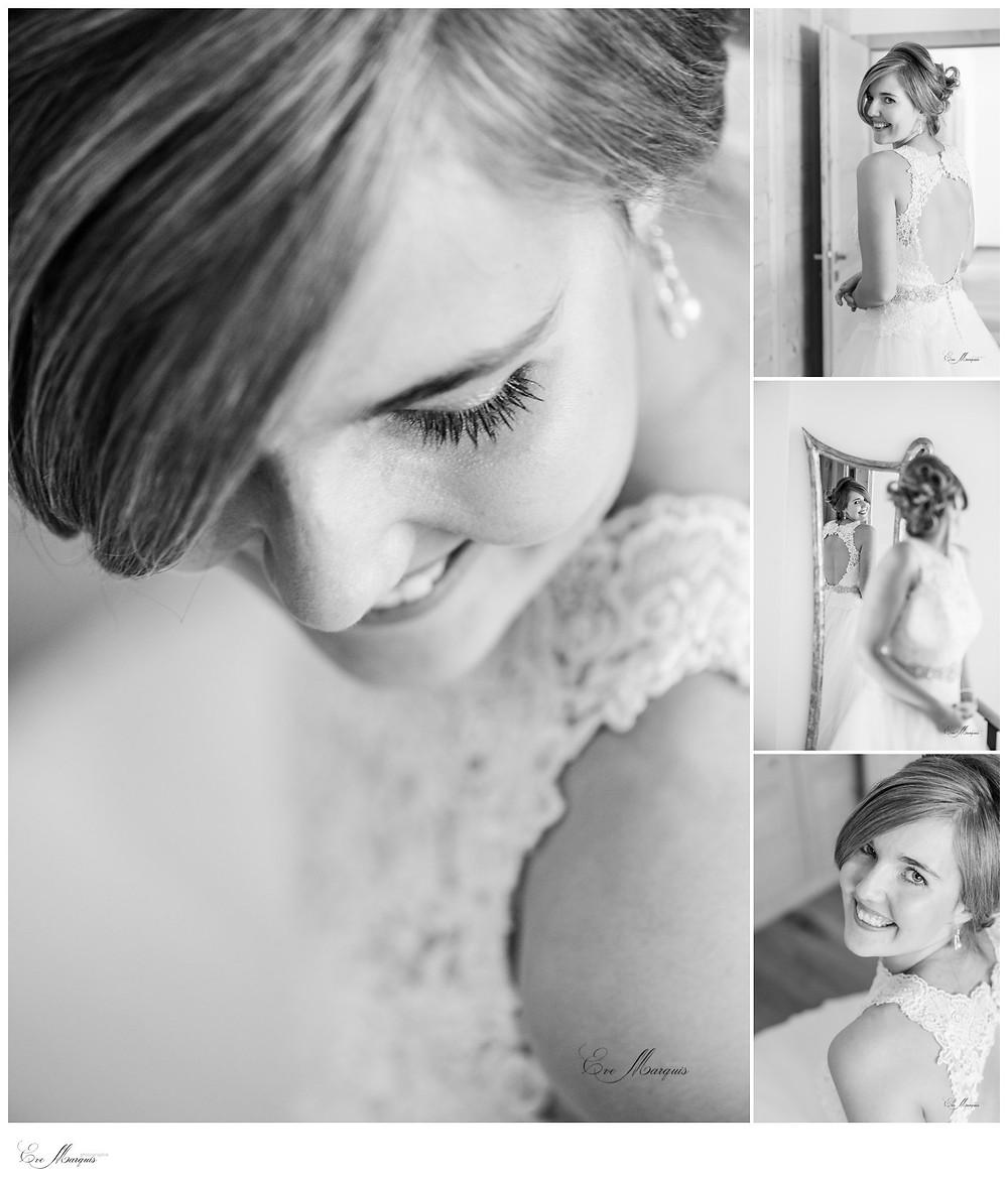 une mariée magnifique