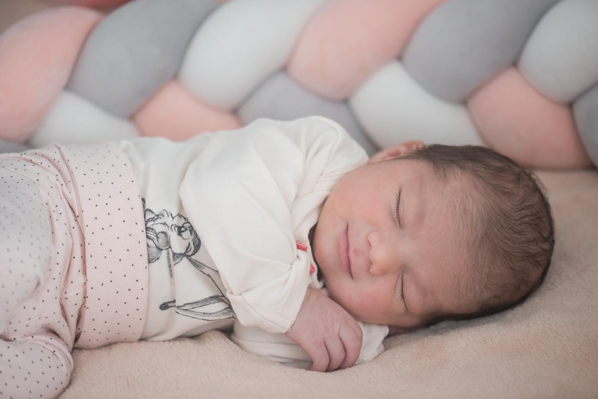 Photographe bébé à domicile