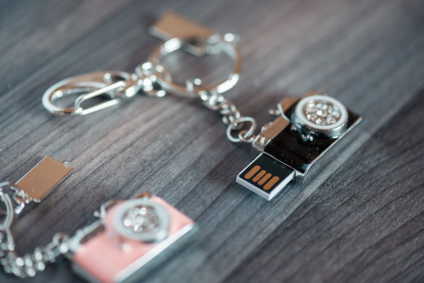 Clé USB 10 photos HD