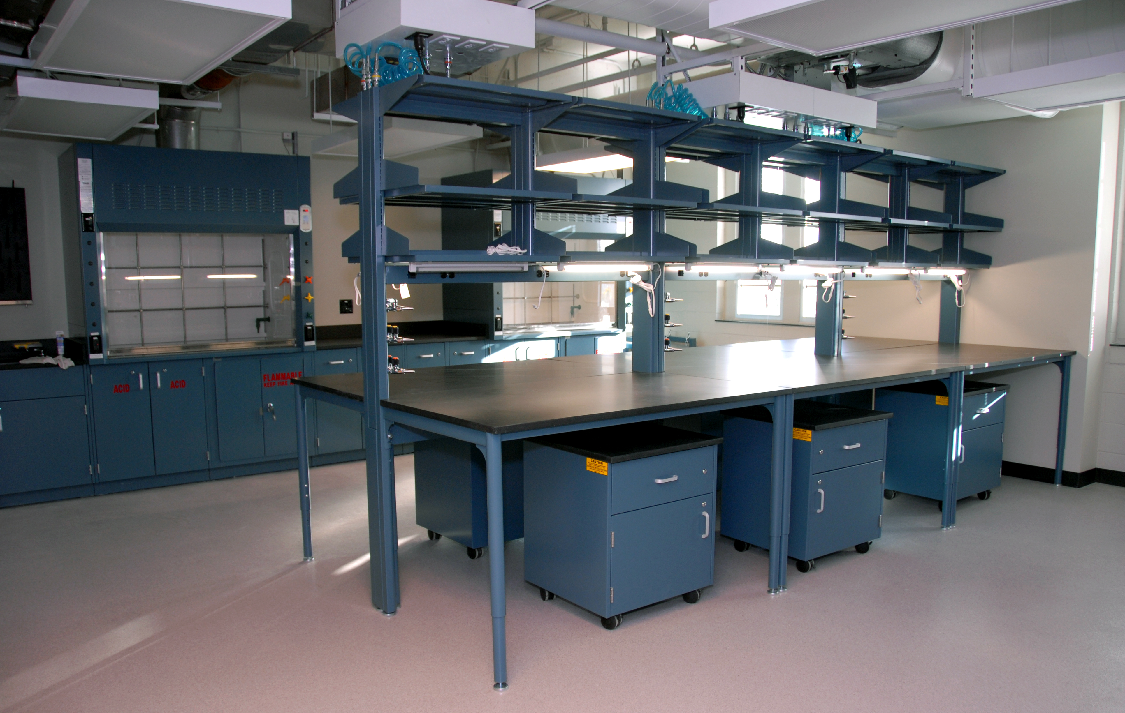 UT Buehler Lab/Dougherty Lab 324
