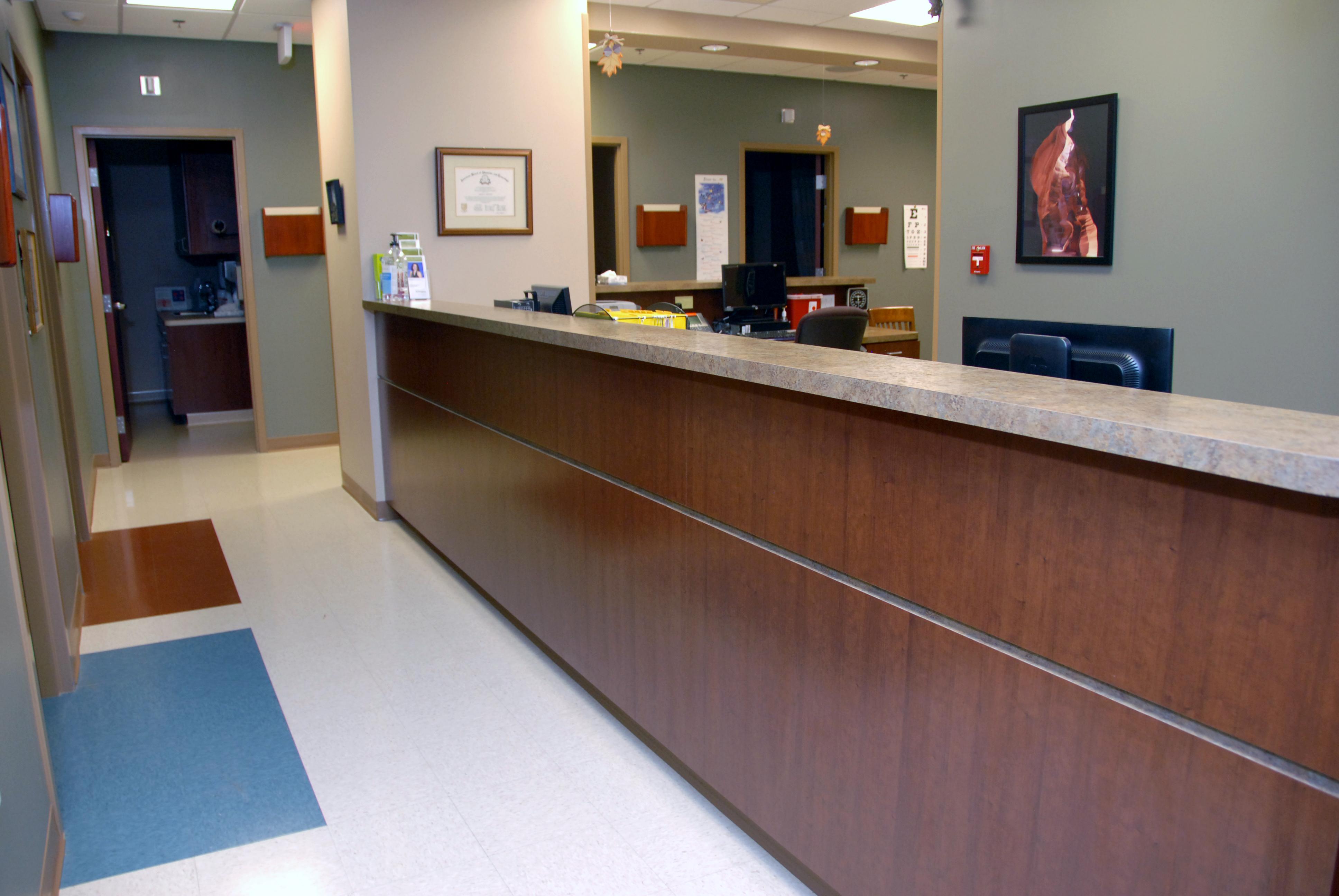 Tennova North Nurses Station