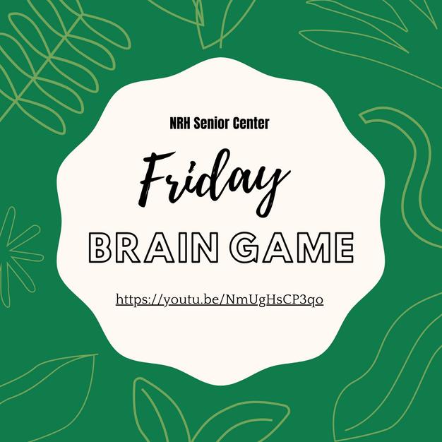 Brain Games For Fun