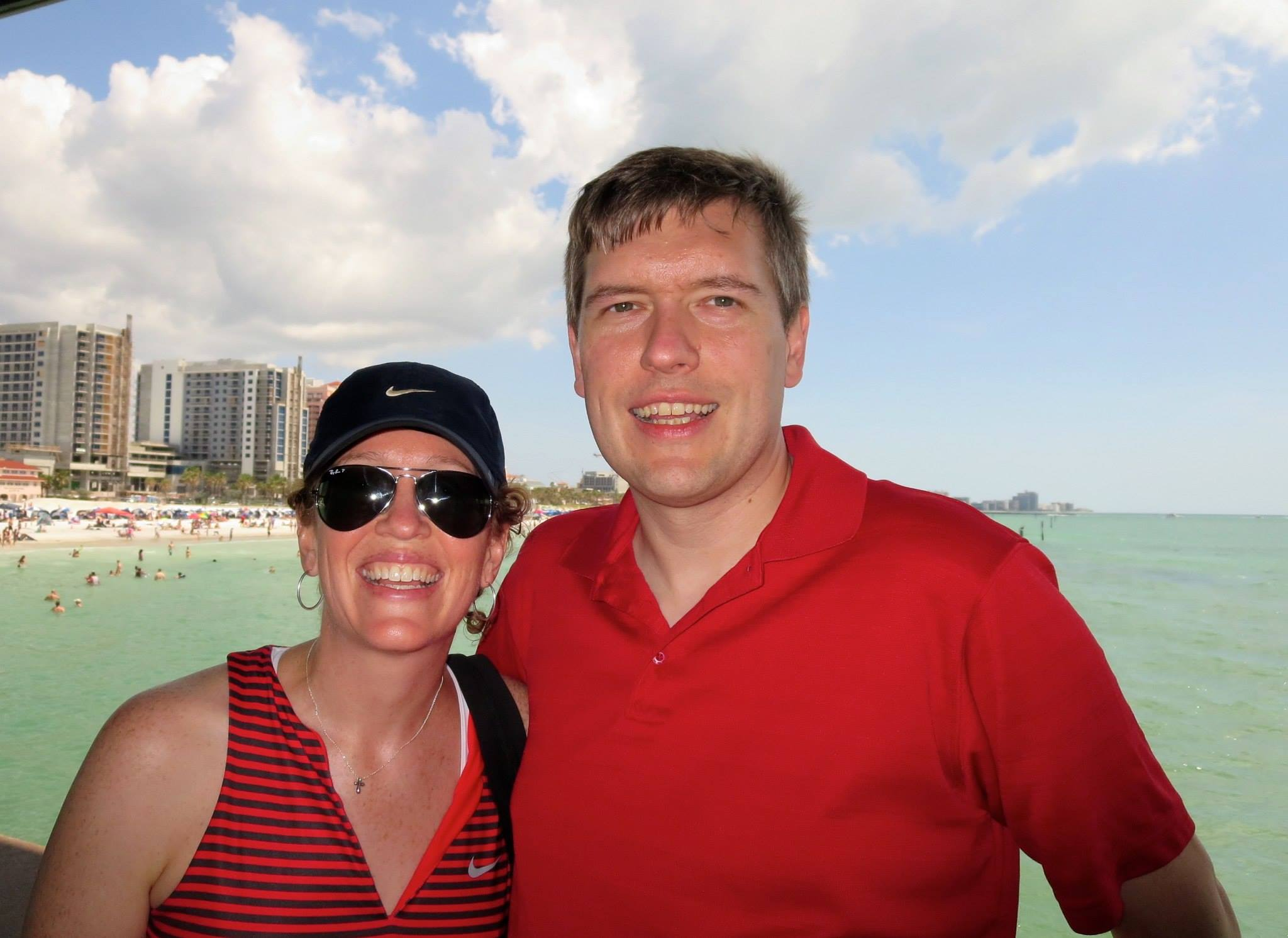 Rob-and-Shannon-Clearwater-Beach