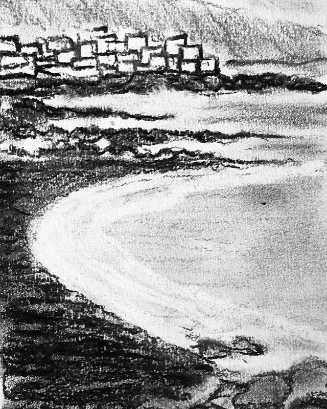 Retrato de una playa