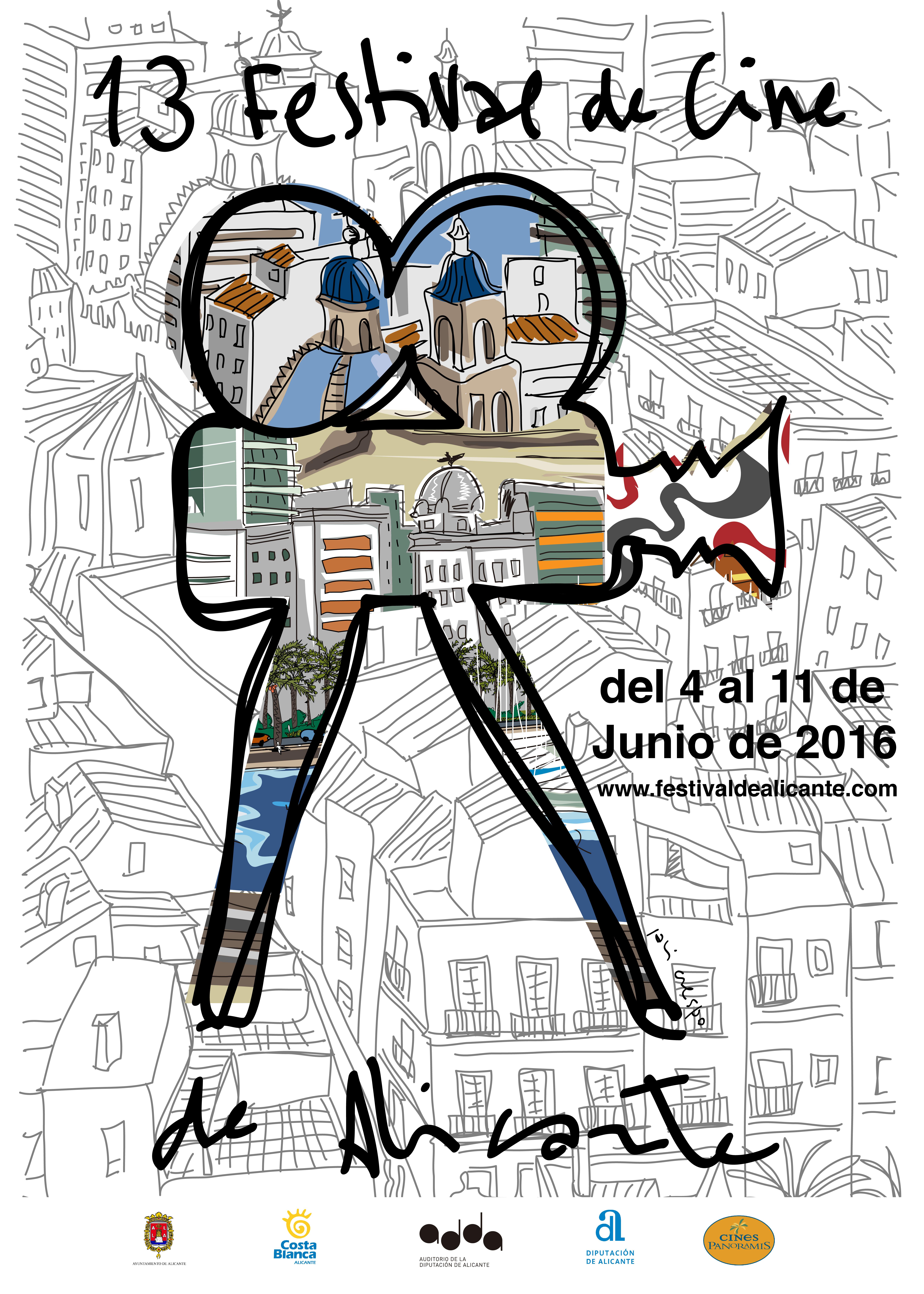 CARTEL FESTIVAL DE CINE DE ALICANTE-01