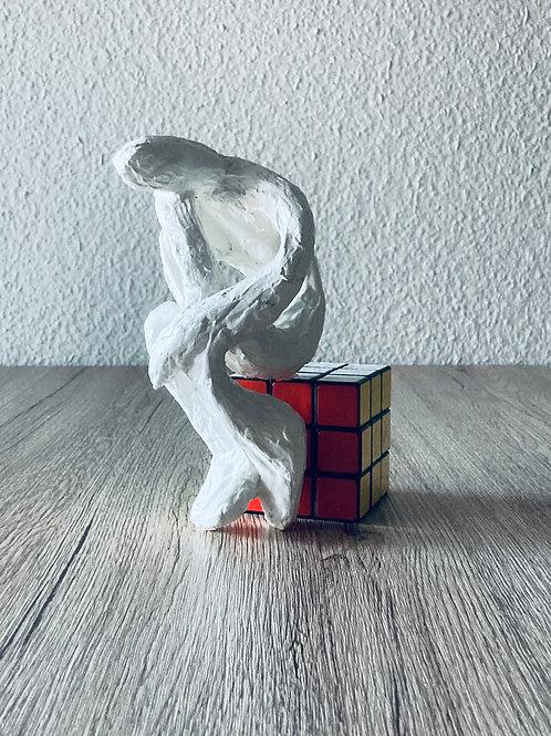 El pensador de Rubik