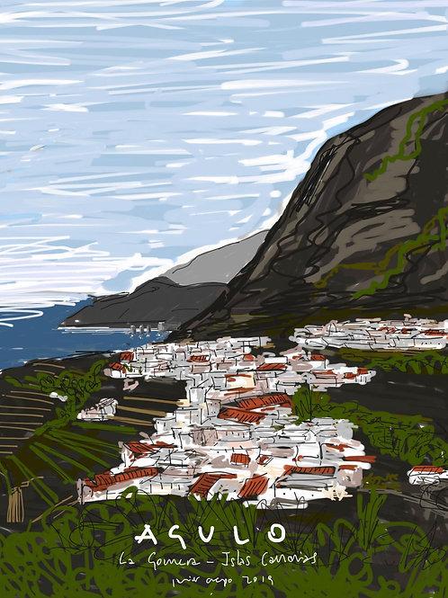Agulo-La Gomera-Islas Canarias