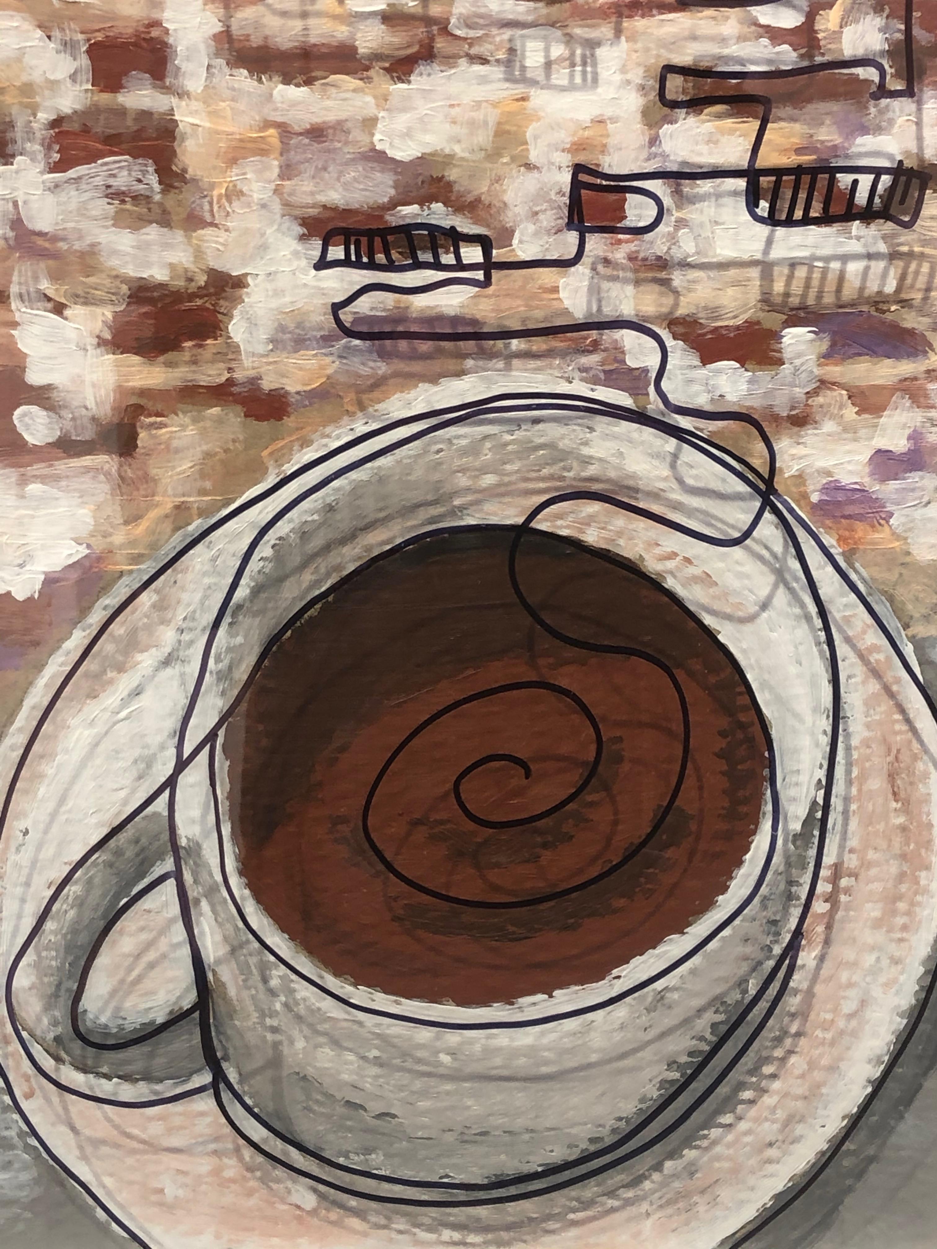 Detalle de Madrid Café