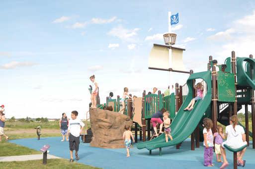 Charlie's Splashground & Playground