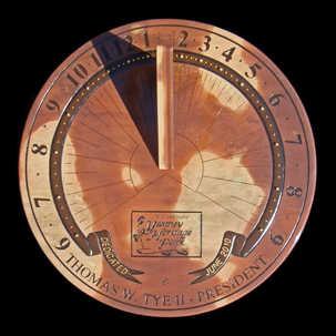 Tye Sundial