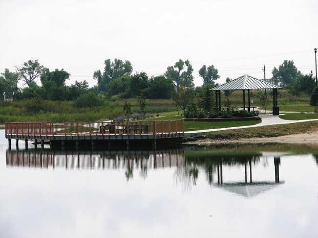 Vernon's Point Fishing Pier