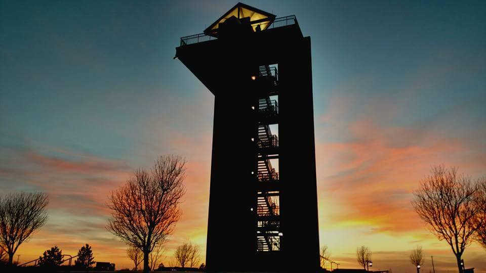 John & Carmen Gottschalk Tower