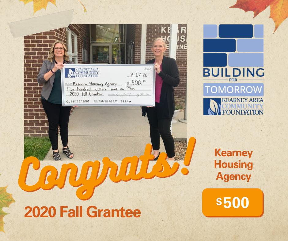 Kearney Housing Agency Center