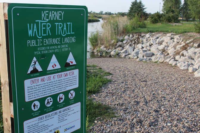 Kearney Water Trail