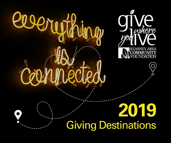 2019 Giving Destinations image