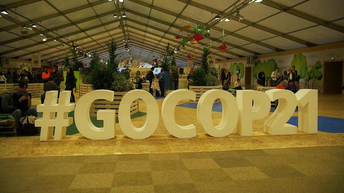 COP 21: Del barrio a la biósfera