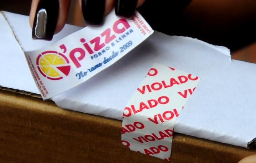 Lacres para Pizza