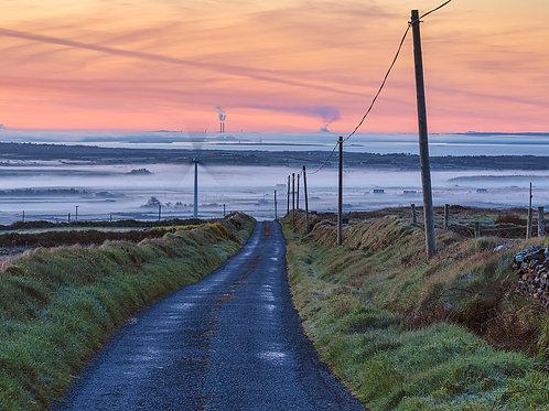 Fog on the Estuary
