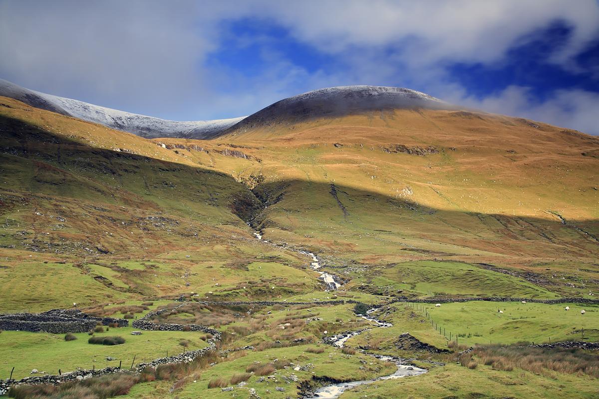 Sheeffry Hills, County Mayo
