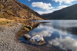 Glenbeg Lough, Beara Peninsula, County Kerry