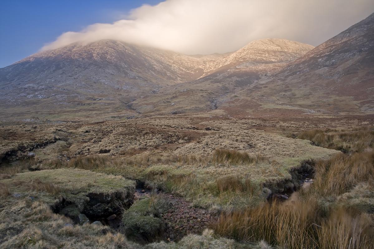 Maumturk Mountains, Connemara