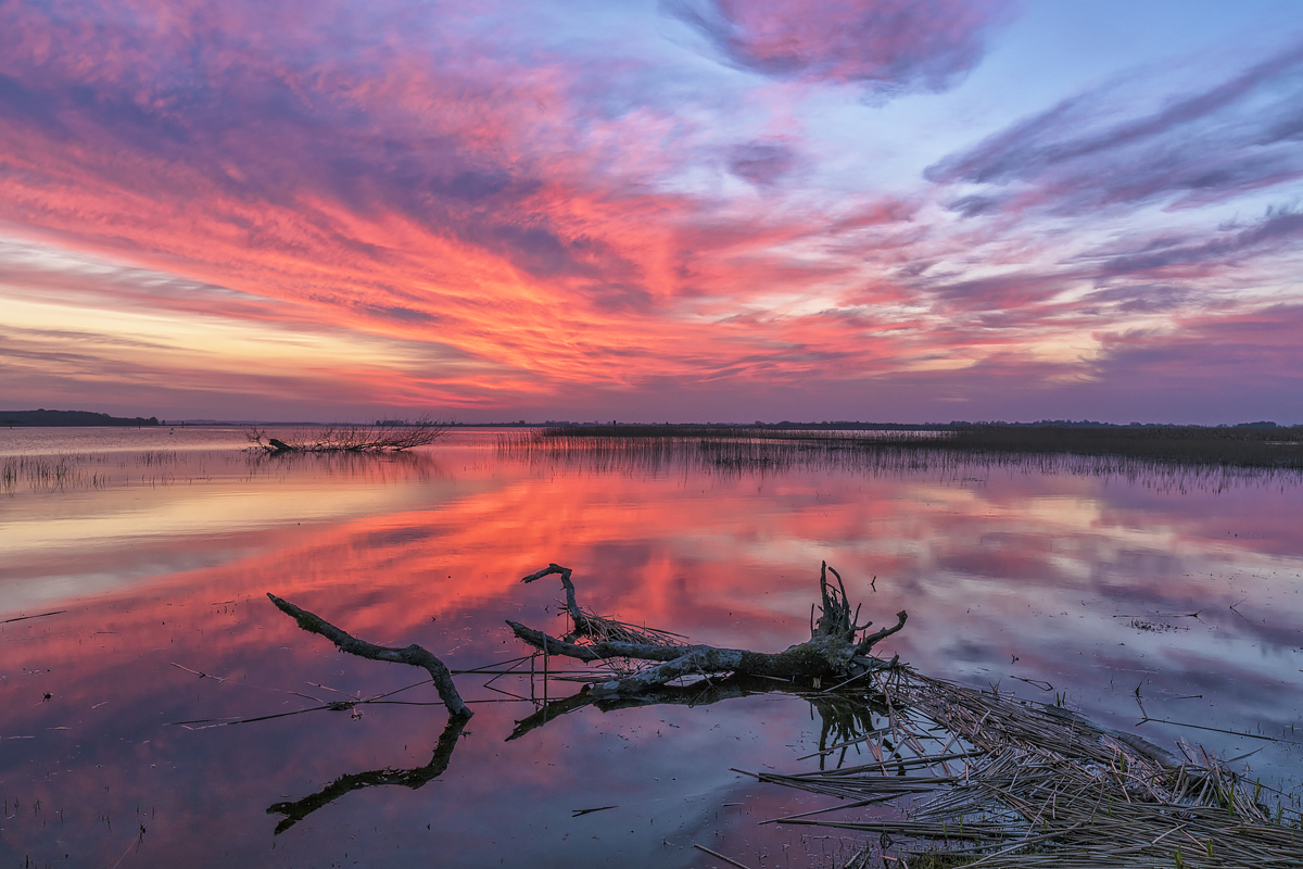 Lough Ree Sunset, County Westmeath