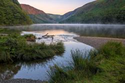 Upper Lake, Glendalough, County Wicklow