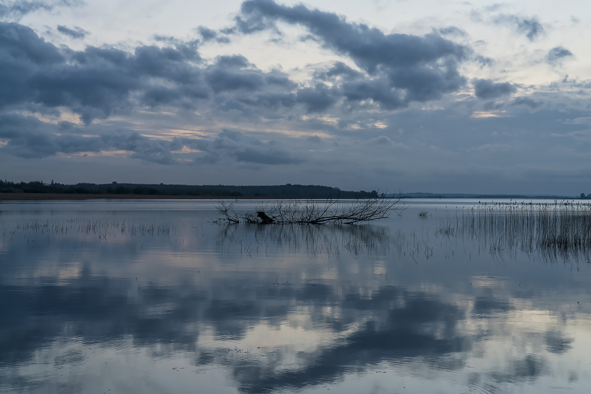 Lough Ree Twilight, County Westmeath