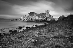 Kinbane Castle, County Antrim