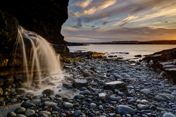 Byrne's Cove, Kilkee, County Clare