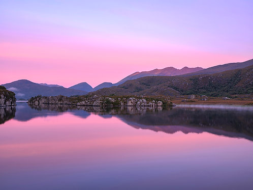 Killarney Lakes Dawn