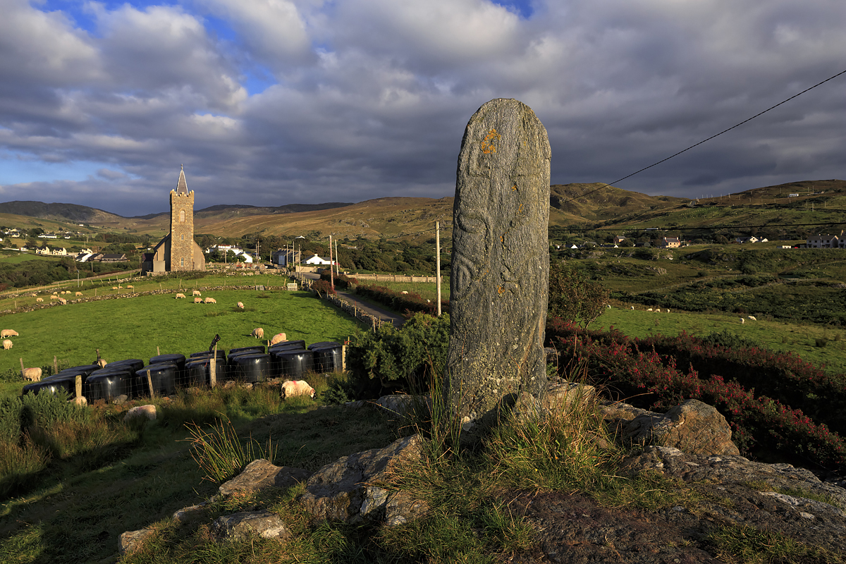 Glencolmcille, County Donegal