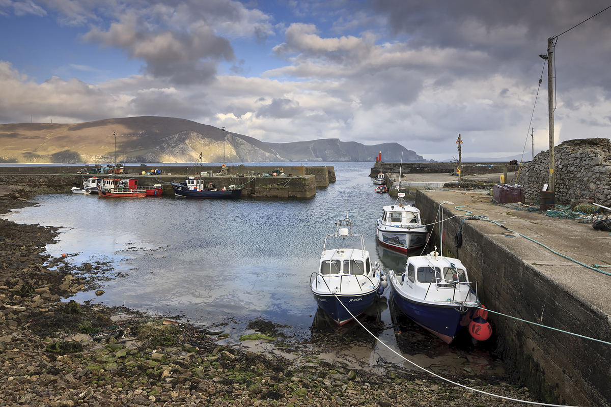 Pollagh Harbour, Achill Island, County Mayo
