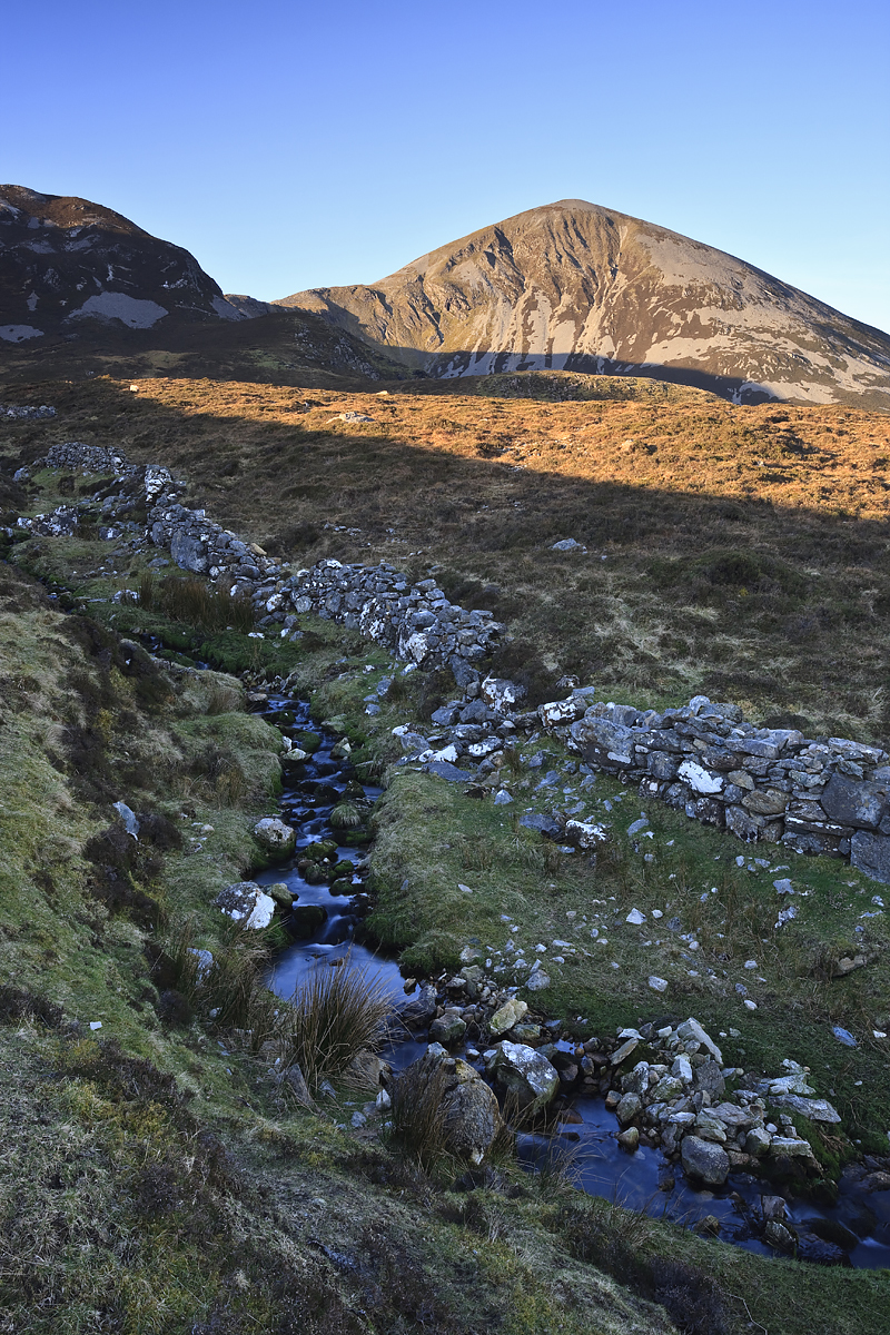 Crough Patrick, County Mayo