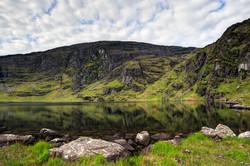 Cummeenadilure Lough, Beara Peninsula, County Kerry