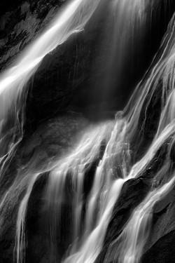Powerscourt Waterfall, County Wicklow