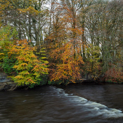 Owenriff River, Oughterard, County Galway