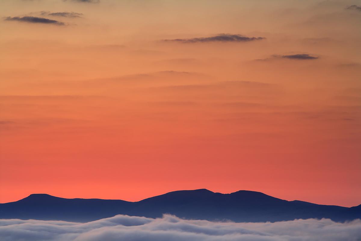 Nephin Range, County Mayo