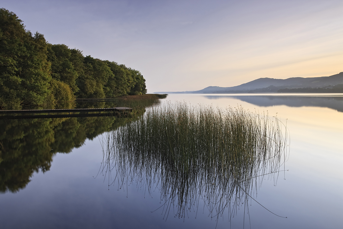 Lough Derg, County Clare