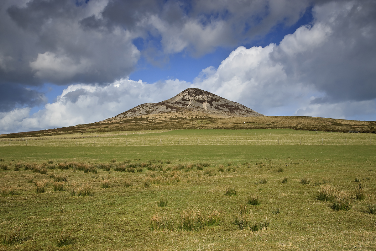 Sugarloaf Mountain, County Wicklow